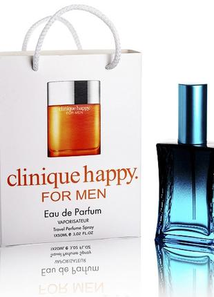 Clinique Happy for men - Travel Perfume 50ml