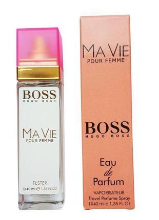 Hugo Boss Ma Vie Pour Femme - Travel Perfume 40ml