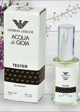 Giorgio Armani Acqua di Gioia - Tester 35ml