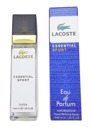 Lacoste Essential Sport - Travel Perfume 40ml