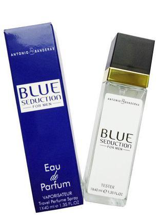 Antonio Banderas Blue Seduction for Men - Travel Perfume 40ml