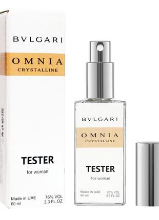 Bvlgari Omnia Crystalline - Dubai Tester 60ml