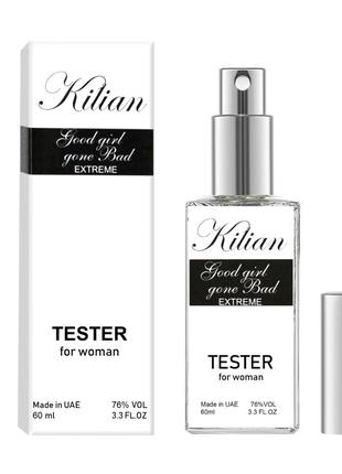 Kilian Good Girl Gone Bad Extreme - Dubai Tester 60ml