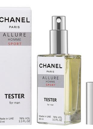 Chanel Allure homme Sport - Dubai Tester 60ml