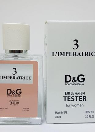 Dolce Gabbana L`Imperatrice - Quadro Tester 60ml