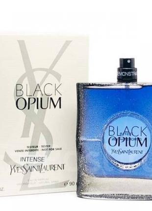Yves Saint Laurent Black Opium Intense edp 90ml Tester