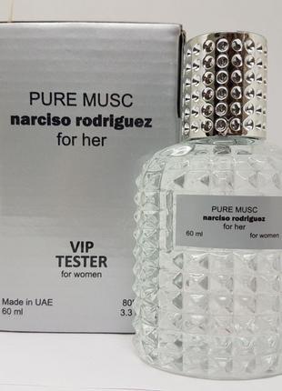 Narciso Rodriguez Pure Musc - VIP Tester 60ml