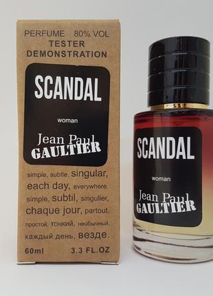 Jean Paul Gaultier Scandal - Selective Tester 60ml