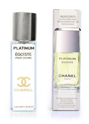 Chanel Egoiste Platinum - Luxe tester 40ml