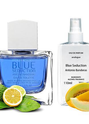 Antonio Banderas Blue Seduction Men - Parfum Analogue 110ml