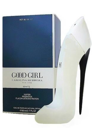 Carolina Herrera Good Girl White edp 80ml Tester