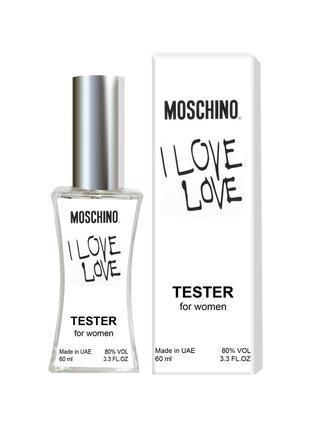 Moschino I Love Love - Tester 60ml