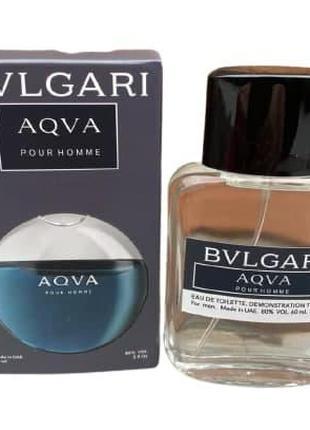 Bvlgari Aqva Pour Homme - Free Tester 60ml