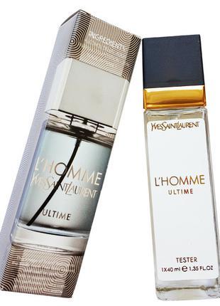 Yves Saint Laurent L'Homme Ultime - Travel Perfume 40ml