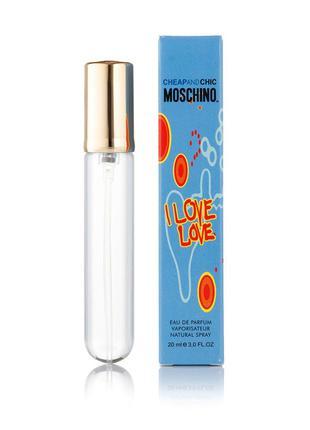 Moschino I Love Love - Parfum Stick 20ml