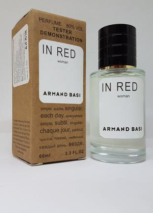 Armand Basi In Red - Selective Tester 60ml
