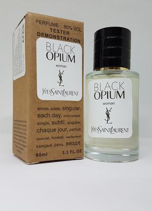 Yves Saint Laurent Black Opium - Selective Tester 60ml