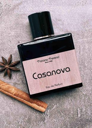 Tiziana Terenzi Casanova - Perfume house Tester 60ml