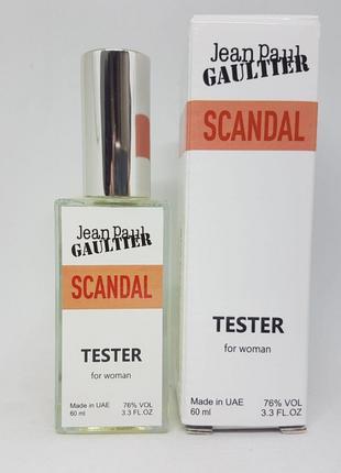 Jean Paul Gaultier Scandal - Dubai Tester 60ml