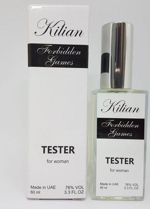 Kilian Forbidden Games - Dubai Tester 60ml