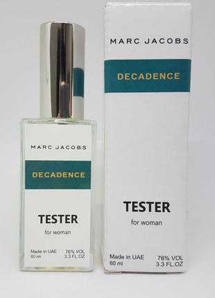 Marc Jacobs Decadence - Dubai Tester 60ml