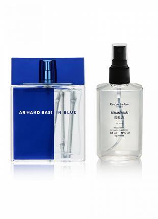Armand Basi In Blue - Parfum Analogue 65ml