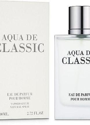 Fragrance World Aqua De Classic Pour Homme edp 80ml