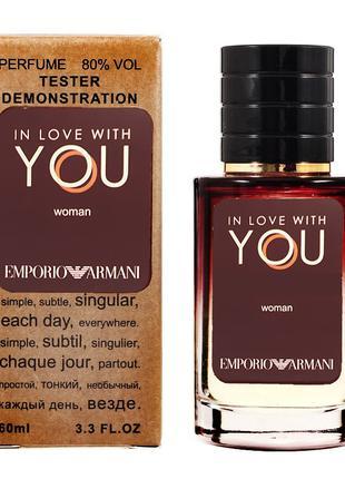 Giorgio Armani Emporio Armani In Love With You - Selective Tes...