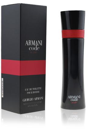 Giorgio Armani Code A-List pour homme edt 110ml (лиц.)