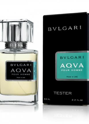 Bvlgari Aqva - Tester 63ml