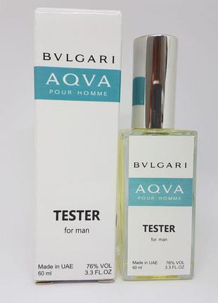 Bvlgari Aqva pour homme - Dubai Tester 60ml