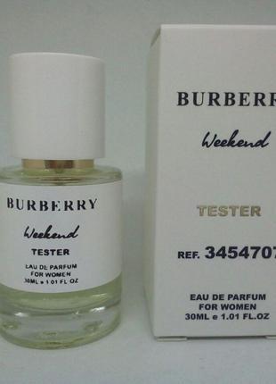 Burberry Weekend Масляный тестер 30 мл