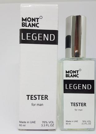 Mont Blanc Legend - Dubai Tester 60ml