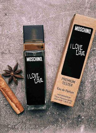 Moschino I Love Love - Premium Tester 40ml