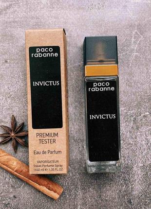 Paco Rabanne Invictus - Premium Tester 40ml