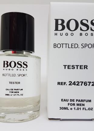 Hugo Boss Bottled Sport Масляный тестер 30 мл