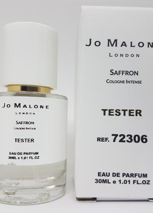 Jo Malone Saffron Cologne Intense Масляный тестер 30 мл