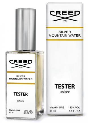Creed Silver Mountain Water - Dubai Tester 60ml