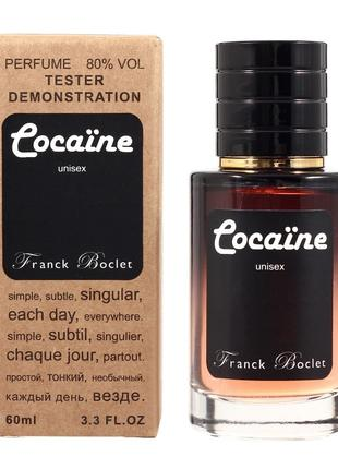 Franck Boclet Cocaine - Selective Tester 60ml