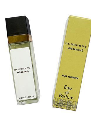 Burberry Weekend for women - Travel Perfume 40ml