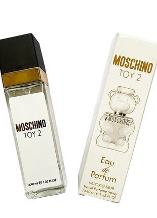 Moschino Toy 2 - Travel Perfume 40ml