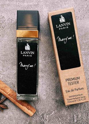 Lanvin Marry me - Premium Tester 40ml