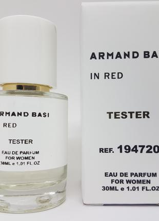 Armand Basi In Red Масляный тестер 30 мл