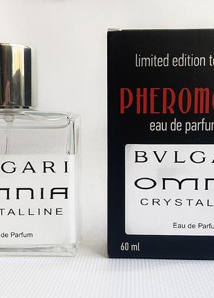 Bvlgari Omnia Crystalline - Pheromone Perfum 60ml