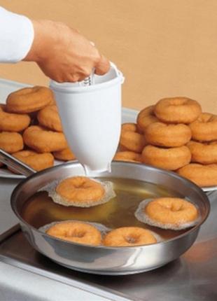 """Ручной диспенсер для приготовления пончиков """"Мастер пончик"""" EL..."""