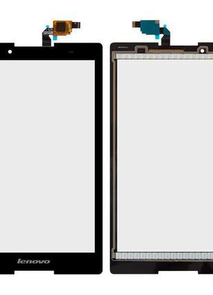 Сенсорний екран для Lenovo Tab 2 A8-50F, Tab 2 A8-50LC, чорний...