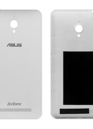 Задня панель корпуса для Asus ZenFone Go (ZC500TG), біла