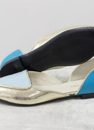 Туфли лодочки комбинация цвета на выбор