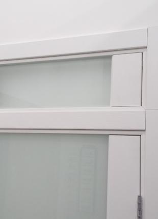 Монтаж (установка) фрамуги для межкомнатных дверей. Киев и обл...