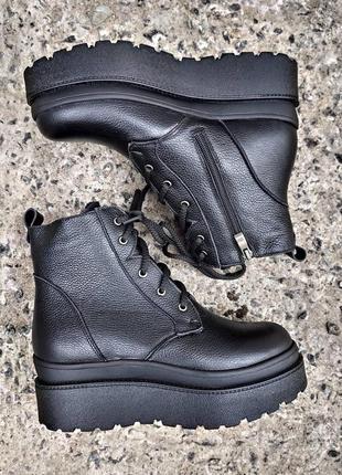 Ботинки платформа